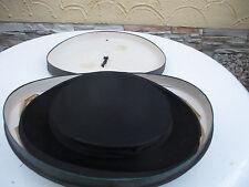 alter Chapeau Claque Zylinder mit Schachtel HUT-FABRIK Hermann Bömgen LEIPZIG