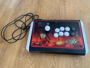 Xbox 360 Street Fighter IV Tournament Edition Fight Stick/ Arcade Stick Untested