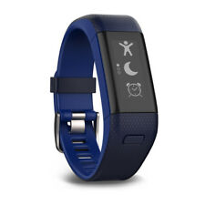 00 Garmin Vivosmart HR GPS Fitness Band Size Regular Blue