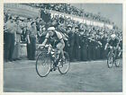N°50 Internationale Friedensfahrt Peace Race Germany Deutschland DDR 1954 CHROMO