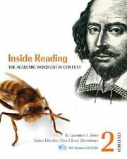 Inside Reading 2 Student Book Pack: The Academic Word List in Context