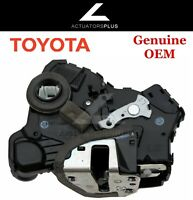 Lexus-Toyota-Scion OEM Front Left Door Lock Actuator 2002-2010 LIFETIME WARRANTY