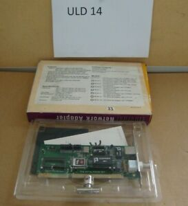 10 Mbps adapter with pci/isa bus  with UTP/BNC optional AUI BNC  up to 300M