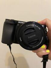 Sony Alpha a6000 Mirrorless Digital Cameraw/16-50mm Power Zoom Lens