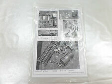 SKETCH 3D PAPER HELLBOY SAMARITAN GUN plan full / complete,to stick on sheet