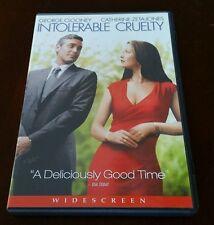 Intolerable Cruelty Widescreen DVD