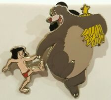 DisneyShopping.com - Jungle Book Vintage Card Set Mowgli & Baloo pin only LE 300
