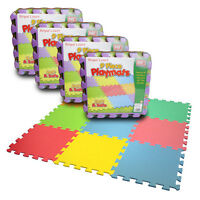 Kids EVA Foam Play Mat Interlocking Soft Playmat Set Tiles Floor Baby Childrens