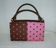 Miche Classic Purse SHELL ONLY Fits Classic Bag KATE Color Block BURGUNDY PINK