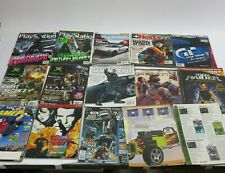Videogame Strategy Guides, Playstation Magazine, Nintendo Power Prima Games Lot