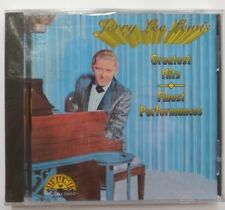 "Jerry Lee Lewis,  ""Greatest Hits Finest Performances"", Rock'n Roll CD,  Sun 1995"