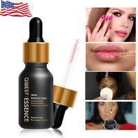 24k Rose Gold Pre-makeup Essence Oil Face Primer Foundation Anti-aging Brighten