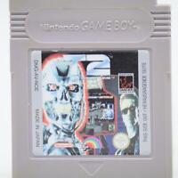 Terminator T2 The Arcade Game   Nintendo Game Boy   GameBoy Classic   Gut