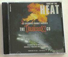TC Electronic Presents The FIREWORX  CD Ultimate Effects DanDan Turn Up The Heat