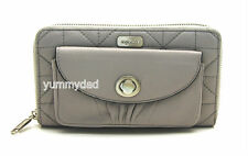 MIMCO CELESTIAL LEATHER WALLET IN DOVE GREY BNWT RRP$199