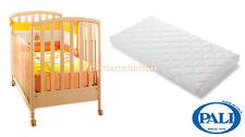Lettino Ciak Pali naturale + Materassino baby Pali Evolution lettino + materasso