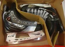 New CCM U+ 12 Hockey Ice Skates E Pro Size: 3E Pro-Formance Lite Sainless Seel