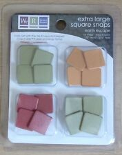 We R Mem Keepers Extra Large SQUARE SNAPS Earth Escape #70074-6
