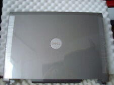 "DELL LATITUDE D531 15.4"" LCD COVER WITH HINGES WW321 NEW (GENUINE DELL PART)"