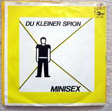 Single / MINISEX / SCHALLTER / AUSTRIA / RARITÄT /