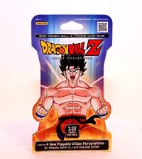 Dragonball Z Movie Collection 12 card pack 2015 Dragon Ball Z Trading Card Game
