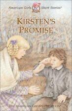 Kirsten's Promise (Amelia (American Girl Hardcover))-ExLibrary