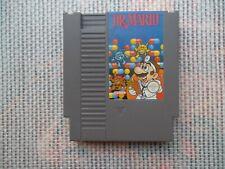 Jeu Nintendo / Nes Game Drx Mario PAL retro gaming original * 8 bit