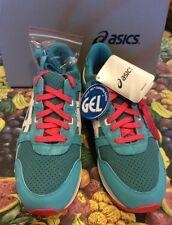 Brand New 2011 Asics Gel-Lyte III 3 Teal Dragon Turquoise White Sz 11 H01FK 4001