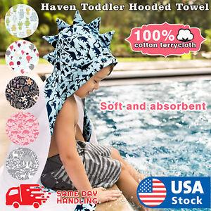 Bebe Au Lait Baby Washcloth Soft Absorbent Toddler Bath Towel