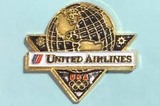 United Airlines - USA Olympic Sponsor Pin 1996?
