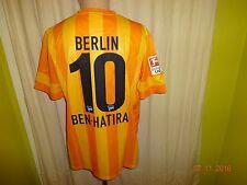 "Hertha BSC Berlin Nike Ausweich Trikot 2013/14 ""DB"" + Nr.10 Ben-Hatira Gr.L"