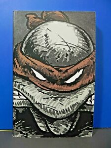 2009 TMNT Collected Book Vol. 1 One Teenage Mutant Turtles TPB Rare Hot 8.0