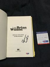 Brian Wilson signed book I am Brian Wilson a memoir  PSA/DNA The Beach Boys