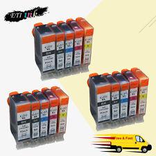 15PK PGI-220 CLI-221 Ink for Canon Pixma iP4600 MX860 MP620B MP630 MP640 MP980