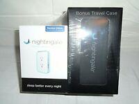 "Cambridge Nightingale Smart Home Sleep System White With Bonus Case ""NEW"""