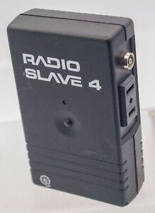Untested - Quantum Radio Slave 4 Wireless Flash Unit Trigger Sender Frequency A