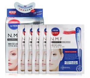 [MEDIHEAL] NMF Aquaring Gel Eyefill Patch Eye Care Anti-Wrinkle Care 1box (5pcs)