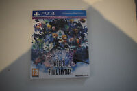 world of final fantasy édition limitée limited ps4 playstation 4 ps 4 neuf