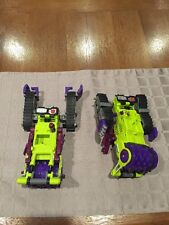 Lot Of 2 Transformer Armada Scavenger 2002 Hasbro AS IS