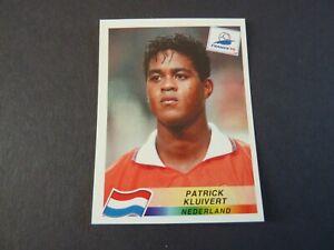Patrick Kluivert - Panini France 98 Football Sticker - Near Mint! Netherlands