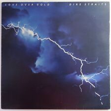 Love Over Gold by Dire Straits, Vertigo 1982 LP Vinyl Record