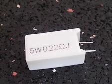5W22J 5W22 européenne 5W22RJ vertical céramique ciment résistance RX27-5