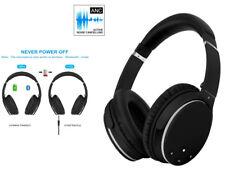 Active Noise Cancelling Bluetooth Headphones rhythm Foldable Wireless Headset AU