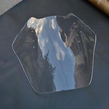 Windscreen Windshield Double Bubble For Honda ST1300 2003-2011 04 07 10 Clear
