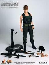 Open Box Unused Hot Toys 1/6 Terminator 2 Judgment Day Sarah Connor MMS119 Japan