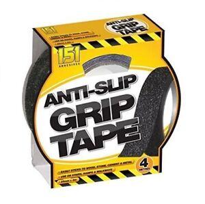 Floor Grip Tape Indoor Outdoor Stair Ramp Walkway Anti Slip Skid Safety Adhesive