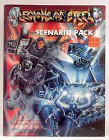 Legions of Steel Scenario Pack I  Generic/Everything Else, Wargames Global Games