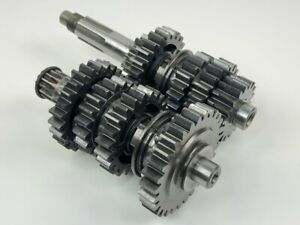 03 KTM 250EXC 250 300 380 EXC Engine Transmission Gear Box Shaft Tranny 98-03
