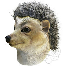 Latex Full Head Animal Popular Cosplay Hedgehog Fancy Dress Up Carnival Mask