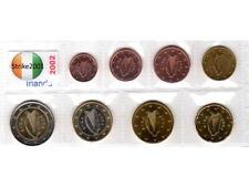 Euro IRLANDA 2002 - 8 monete FDC in Blister